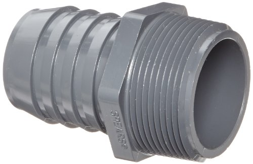 Little Giant 566183 T-11/2-50 BFPVC Flex PVC Tubing, 1-1/2