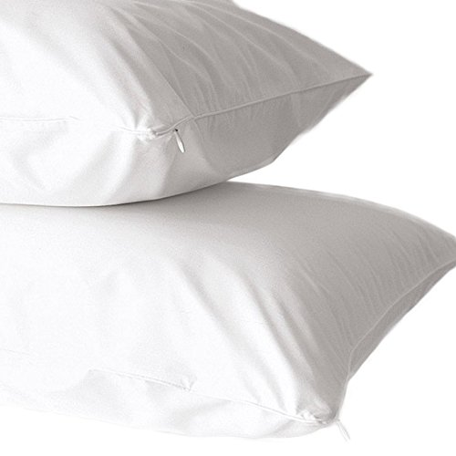 Fitted Mattress Pad Vinyl Free Hypoallergenic Dust