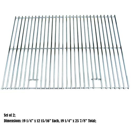 Hongso CBF3013-pack Cast Iron Barbecue Gas Grill